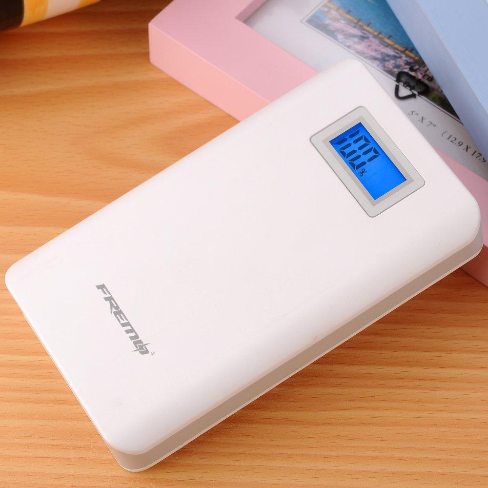 Fremo 11000mAh High Capacity External Travel Battery Pack Power Bank Charger