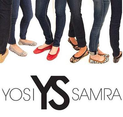 Up to 69% Off Yosi Samra Shoes Sale @ 6PM.com