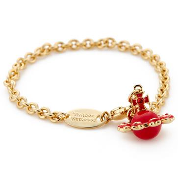 Extra 30% off just-reduced jewelry Vivienne Westwood Valentine Bracelet