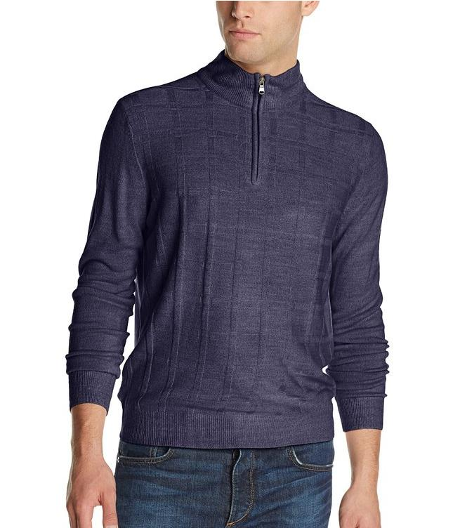 From $3.28 Men's Sweaters Sale @ Amazon