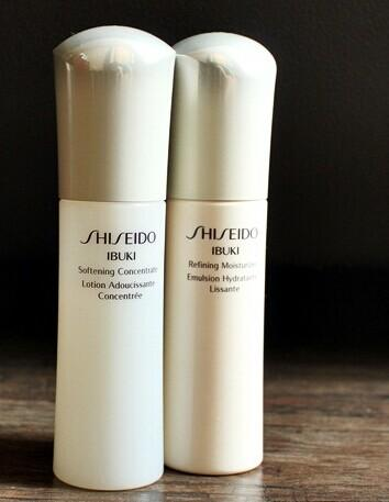 $24+Free Deluxe Six-Piece Gift Shiseido 'Ibuki' Softening Concentrate @ Nordstrom