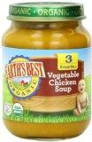 35% Off + Extra 5% Off + Free Shipping Earth's Best Baby Food @ Amazon