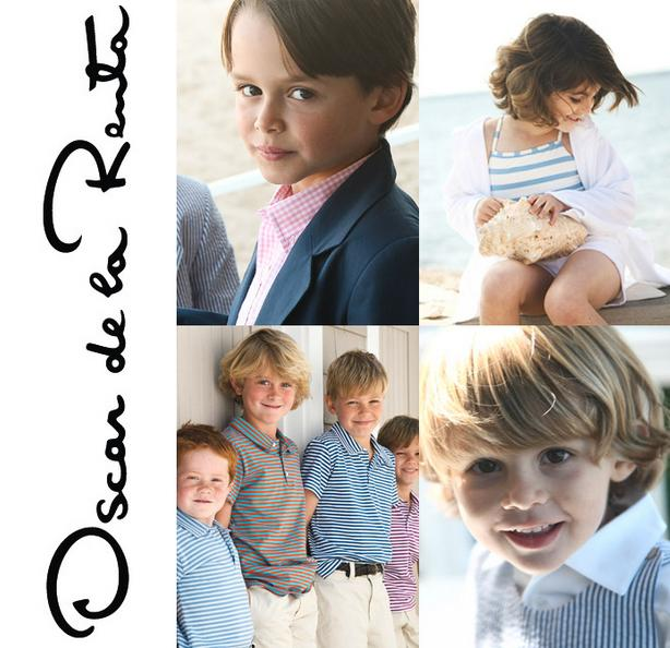 Up to 70% Off Oscar de la Renta Childrenswear @ 6PM