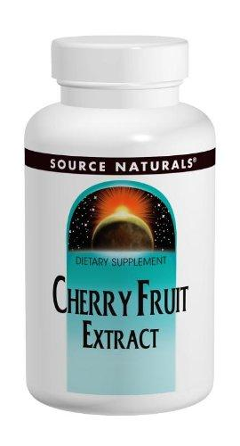 Source Naturals Cherry Fruit Extract 500mg, 180 Tablets