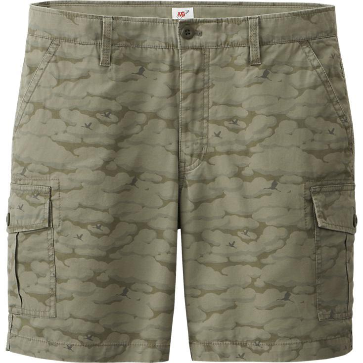 Men Cargo Shorts by MB