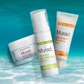 FREE Intensive Hydration Set ($30 Value) With any $60 Purchase @ Murad Skin Care