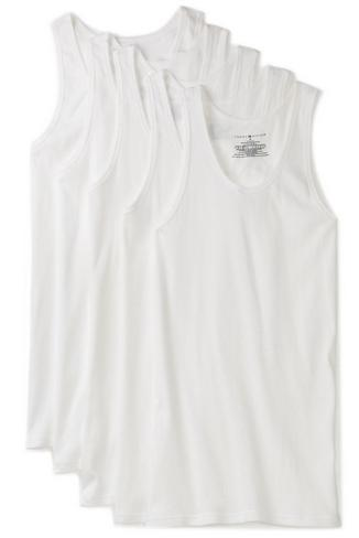 Tommy Hilfiger Men's Five-Pack Tank Shirt