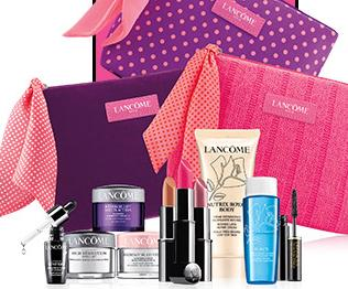 Free 7-Piece Gift with $35 Lancome Purchase @ Bon-Ton