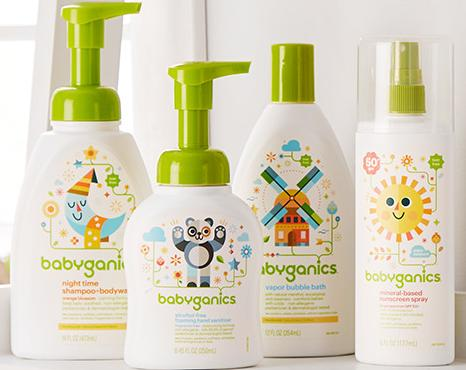 Up to 40% Off Babyganics Sale @ Zulily.com