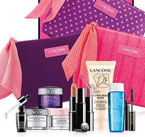 20% Off Beauty Purchase + free 7-piece gift set with any $35 Lancome purchase @ Bon-Ton