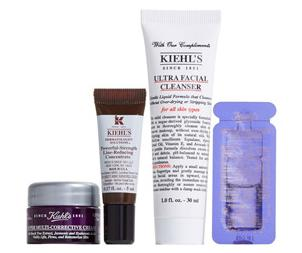 Free 4 Pc Gift with $85 Kiehl's Purchase + Full Size Body Polish with $125 @ Nordstrom