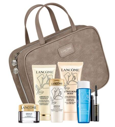 Free 7 Piece Gift ($127 Value) + Up to $200 Off with Lancome Purchase @ Bergdorf Goodman