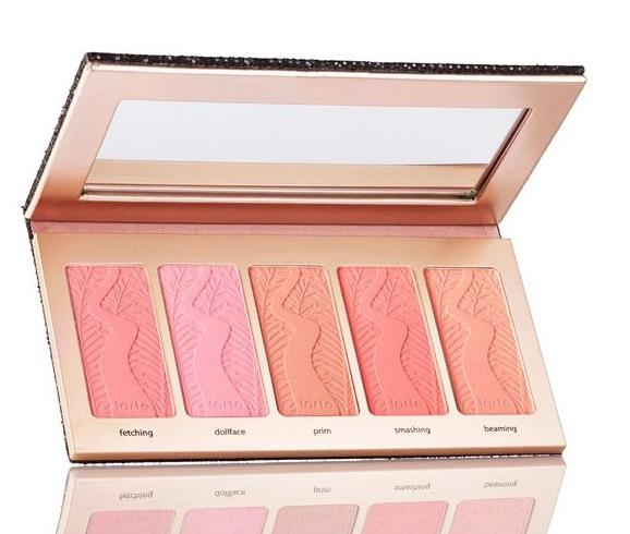 New Release Tarte launched New Bling It On Amazonian Clay Blush Palette