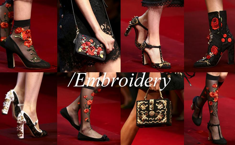 Up to 70% Off Dolce & Gabbana 2015 Spring Shoe Collection On Sale @ 6PM.com