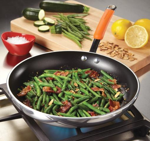 $47 Rachael Ray Commercialware Nonstick Twin Pack Skillets