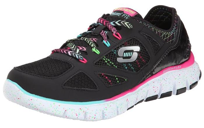 Skechers Sport Women's Fashion Play Sneaker