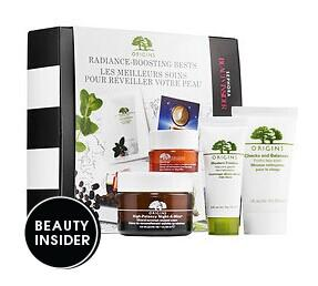 Redeem Your Points Free Origins Radiance-Boosting Bests @ sephora