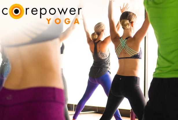 Up to $205 Value! One Month of Unlimited Yoga Classes at CorePower Yoga