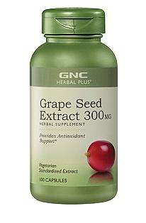 GNC Herbal Plus® Grape Seed Extract 300 mg