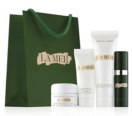 Free 4-pc Gift Set With Your $350 La Mer Purchase @ Saks Fifth Avenue