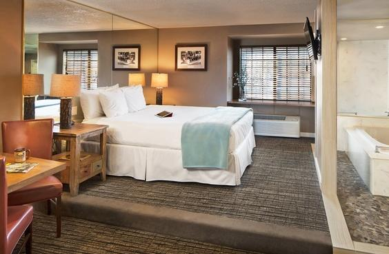 From $59 Postmarc Hotel and Spa Suites - South Lake Tahoe, CA