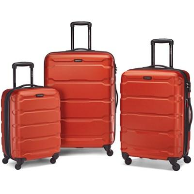 New Lowest Price! Samsonite Luggage Nested Spinner Set