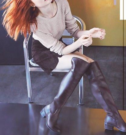 Up to 58% Off Over-the-Knee Boots On Sale @ Rue La La