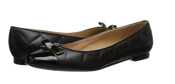 Salvatore Ferragamo My Quilted Flat On Sale @ 6PM.com