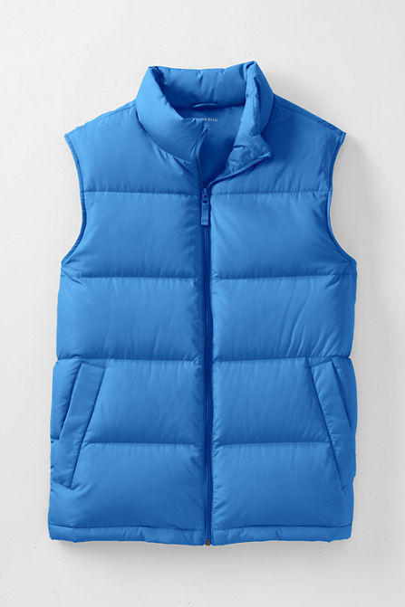 Men's Tall 600-Fill Down Vest