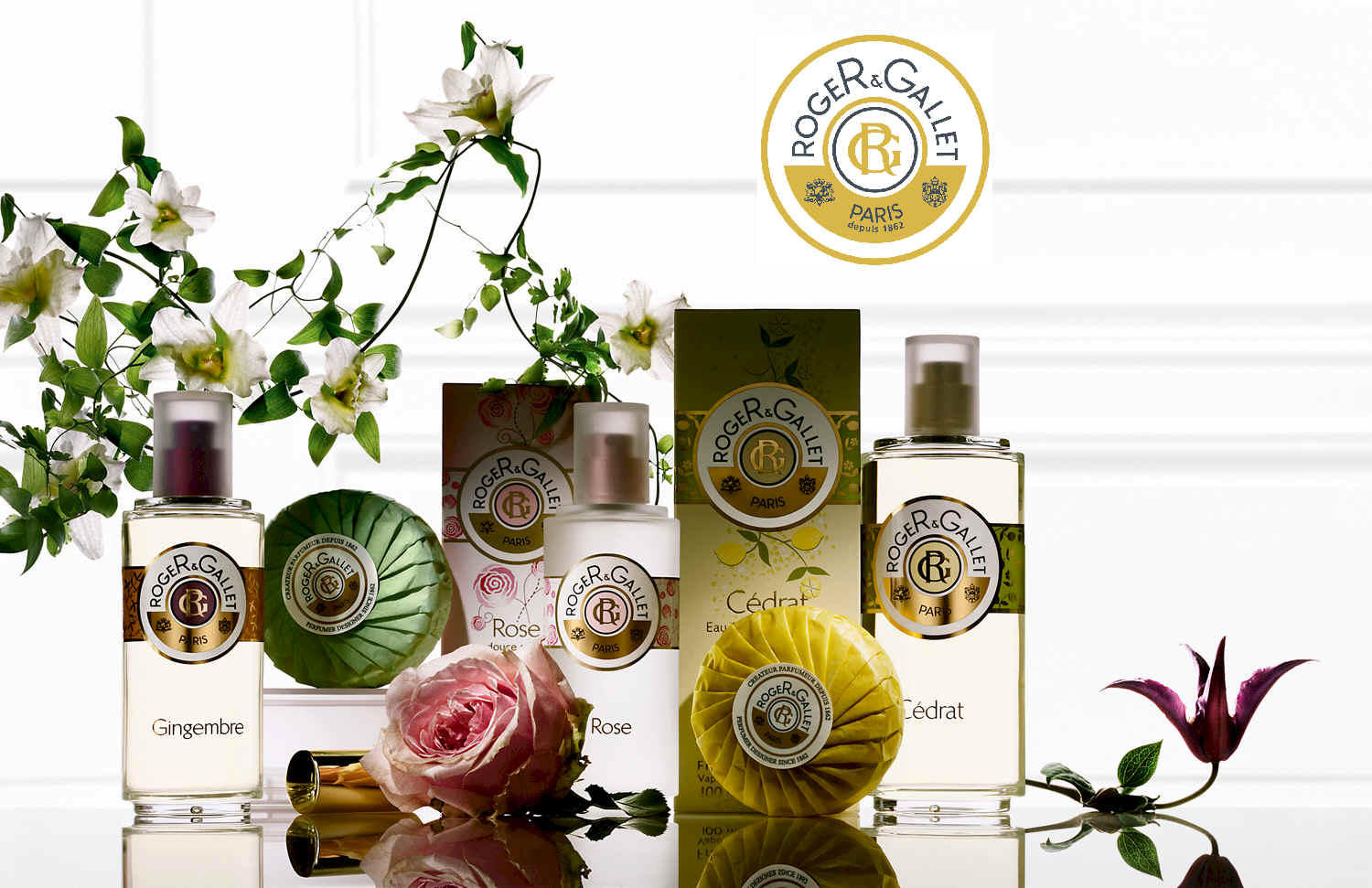 3 For 2 Roger & Gallet Body Care Product @ lookfantastic.com (US & CA)