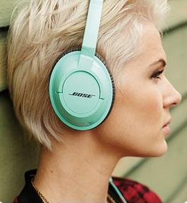 $115 Bose SoundTrue Headphones Around-Ear Headphones