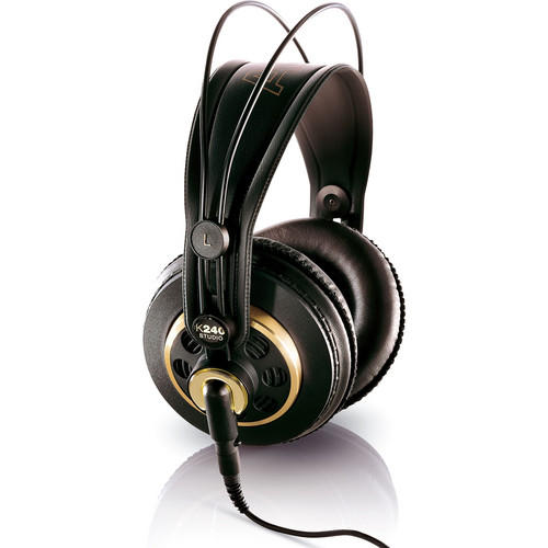 AKG K 240 Studio Professional Semi-Open Stereo Headphones