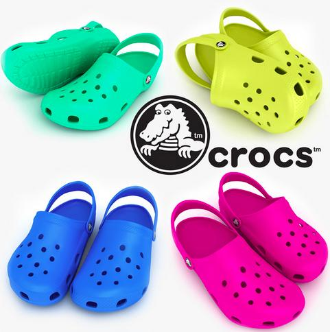 Ending Tonight! Extra 50% Off Sale Items @ Crocs