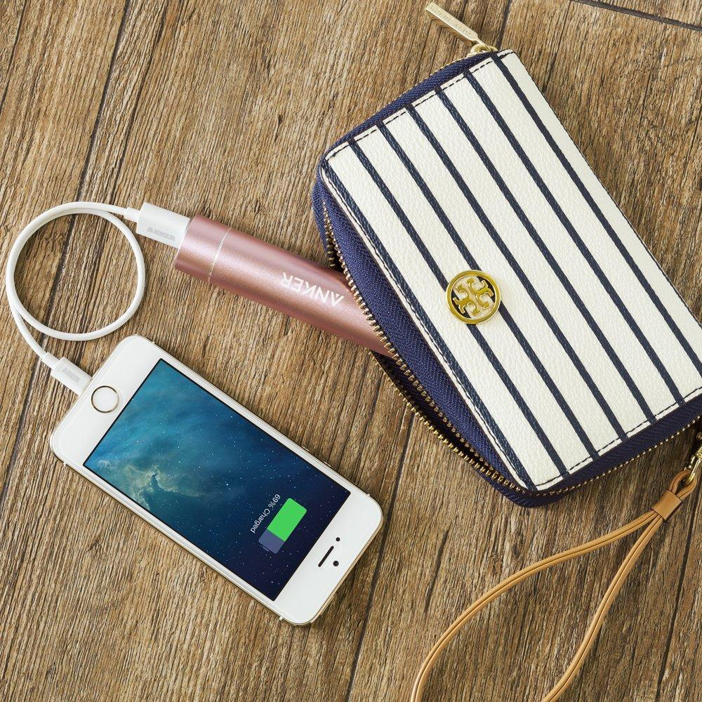 Anker Astro Mini 3200mAh Lipstick-Sized External Battery