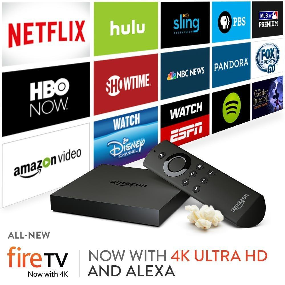 $99.99 Amazon Fire TV (New Announced)