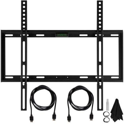 $16.95 Deco Mount Slim Flat Wall Mount Kit Ultimate Bundle