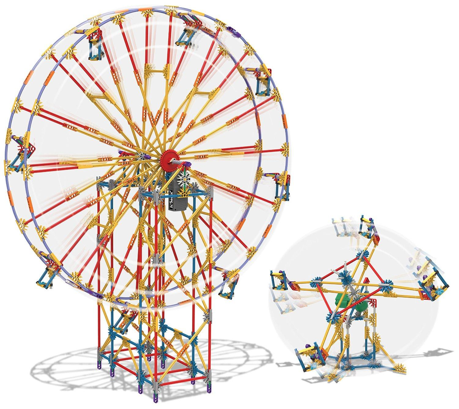 $29.53 K'NEX 2-in-1 Ferris Wheel Building Set Amazon Exclusive
