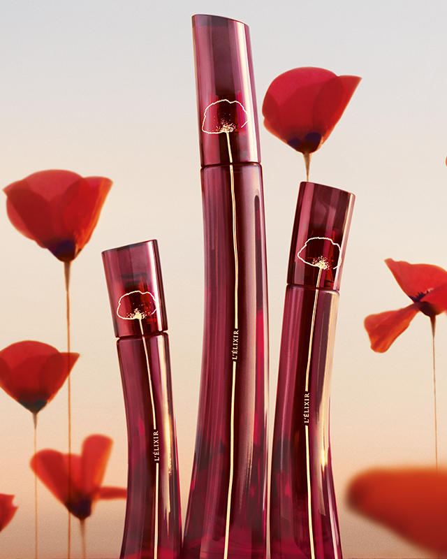 New Release Kenzo launched New Flower By Kenzo L'Elixir