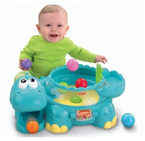 Fisher-Price Go Baby Go Poppity-Pop Musical Dino @ Amazon.com