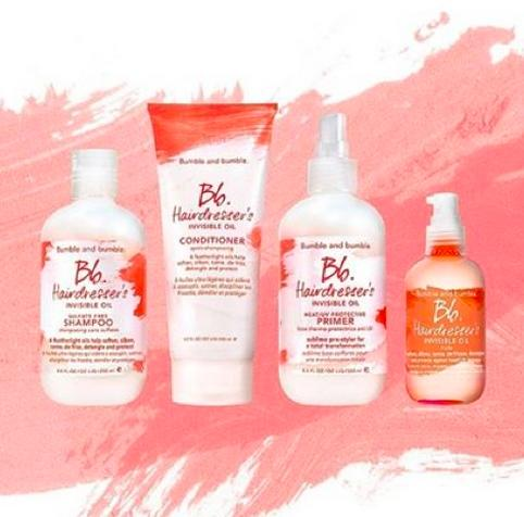 Free 5 Piece Gift+Free Shipping with Purchase of $40 @ Bumble & Bumble