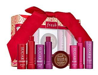 $36 ($56 Value) Fresh Sugar Lip Party Favors @ Sephora.com