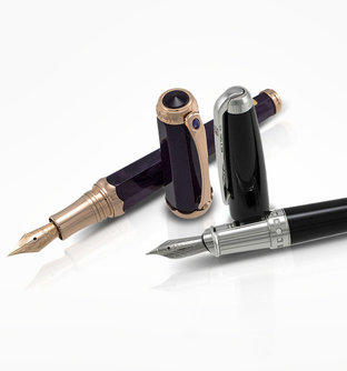 Up to 64% Off Chopard & Montegrappa Pens with Polish On Sale @ Gilt