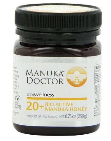 $16.9 Manuka Doctor Bio Active Honey, 20 Plus, 8.75 Ounce
