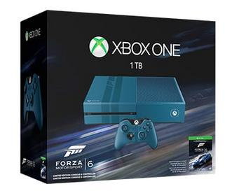 $399 Xbox One Limited Edition Forza Motorsport 6 Bundle + Free Assassin's Creed Unity game