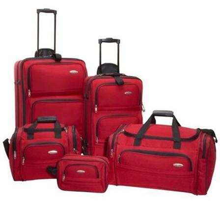 Samsonite 5-Piece Luggage Set