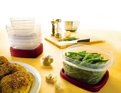 $17.99 Rubbermaid Easy Find Lid Food Storage Set, 42-Piece