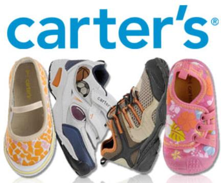 Up to 67% Off Carters  Kid's Shoes  @ 6PM