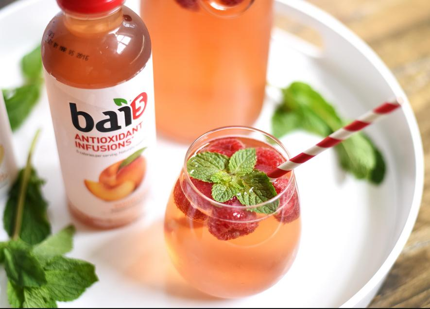 12-Pack Bai Panama Peach Antioxidant Infused Beverage