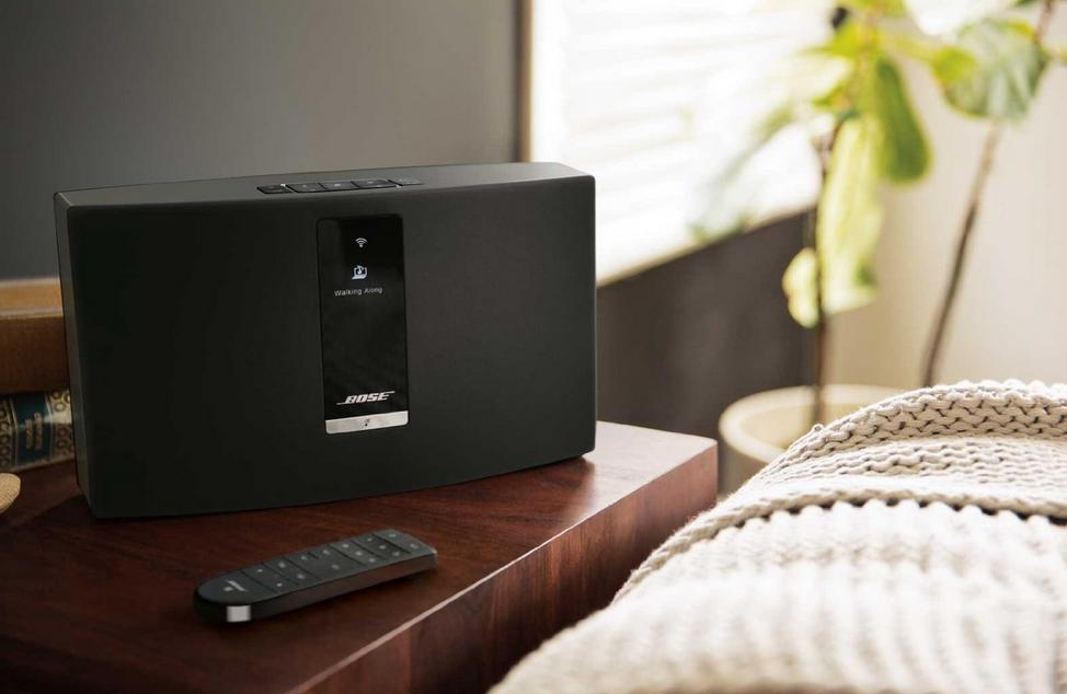 Bose SoundTouch 20 Series II Wireless Music System (Black)