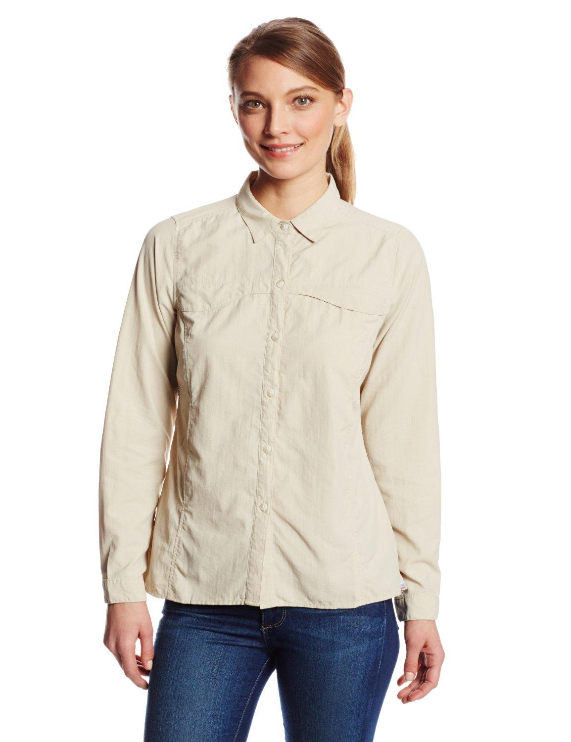 ExOfficio Women's Bugsaway Breez'r Long Sleeve